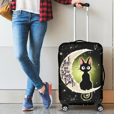 Jiji Cat Kiki's Delivery Service Luggage Covers - 99Shirt