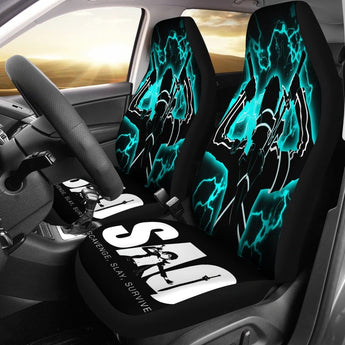 Kirito SAO Car Seat Covers 1 - 99Shirt