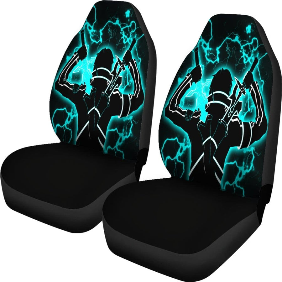 Kirito SAO Car Seat Covers - Amazing Best Gift Idea