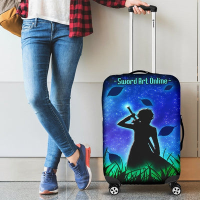 Kirito Sword Art Online 2020 Luggage Covers