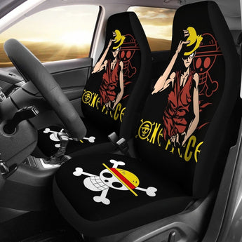 Luffy Car Seat Covers - Car Seat Covers