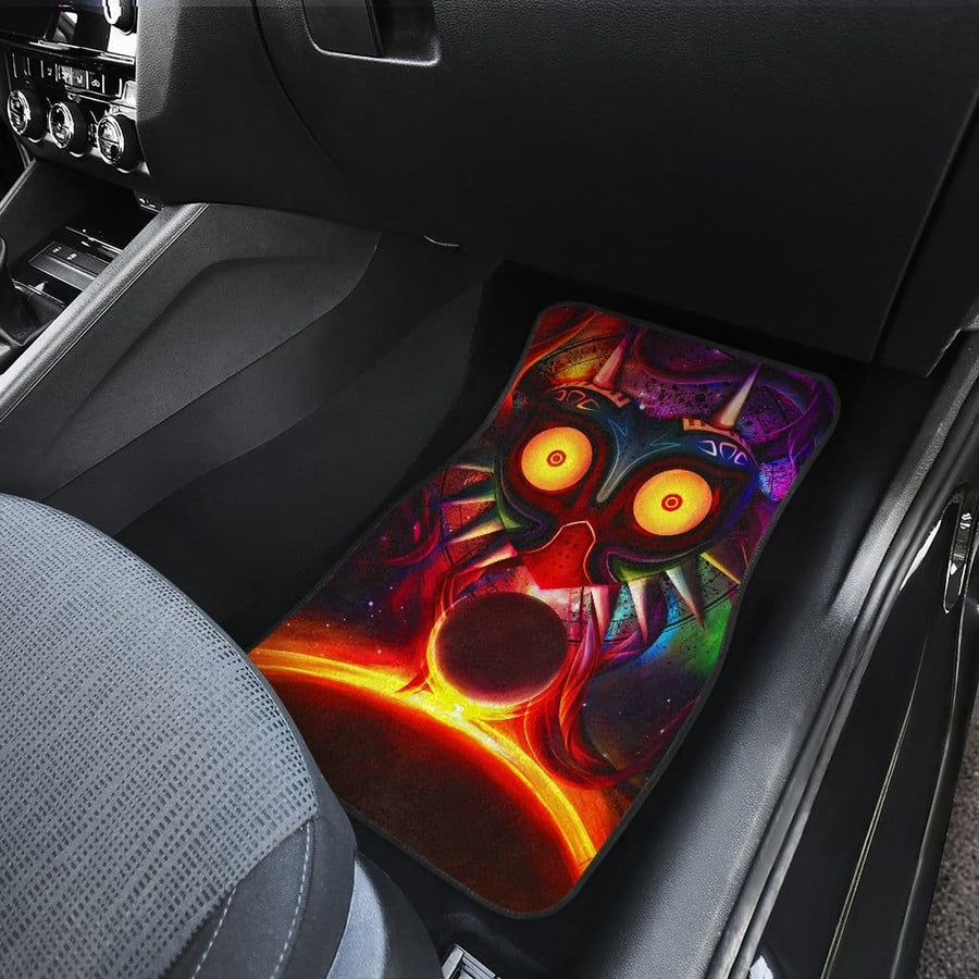 Majora's Mask 2021 Car Mats