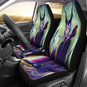maleficent-car-seat-covers