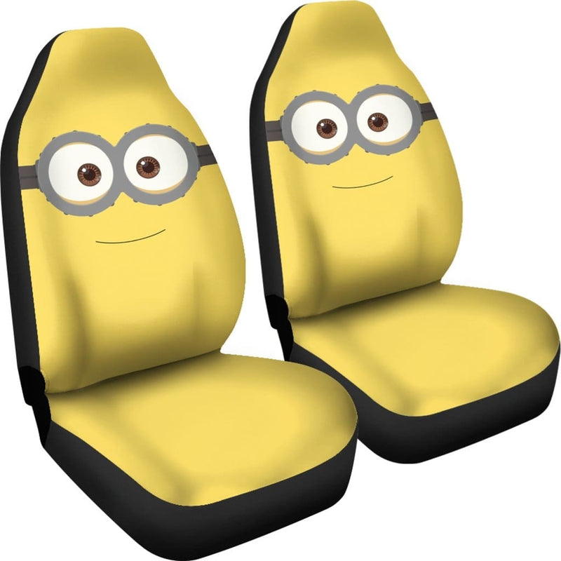 Minions Car Seat Covers