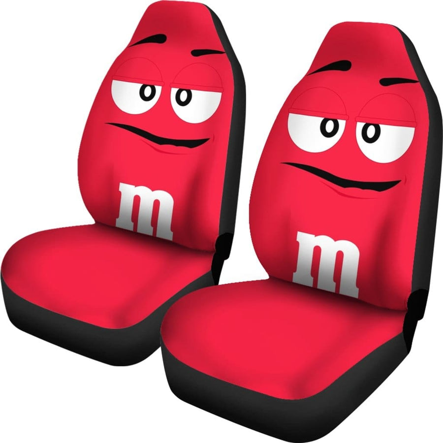 M&M Car Seat Covers - Amazing Best Gift Idea