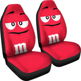 M&m Car Seat Covers - Car Seat Covers