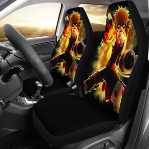 My Hero Academia Katsuki Bakugou Car Seat Covers - Car Seat Covers