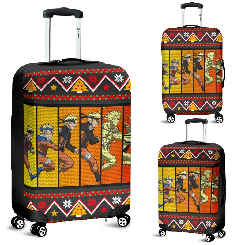 Naruto Grow Up Luggage Covers - Luggage Covers