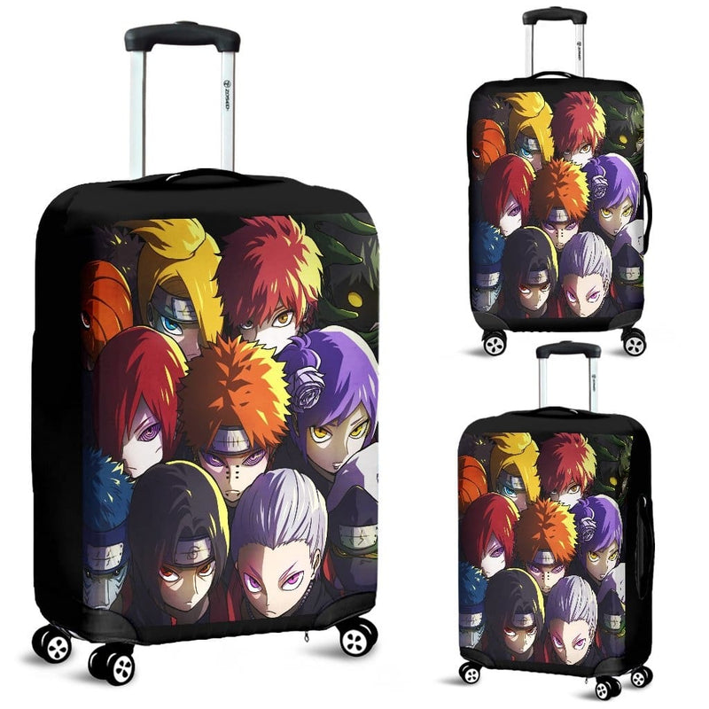 Naruto Luggage Covers - Luggage Covers