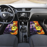 Naruto Sasuke Front And Back Car Mats (Set Of 4) - Car Mats