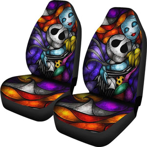 nightmare-before-christmas-art-car-seat-covers