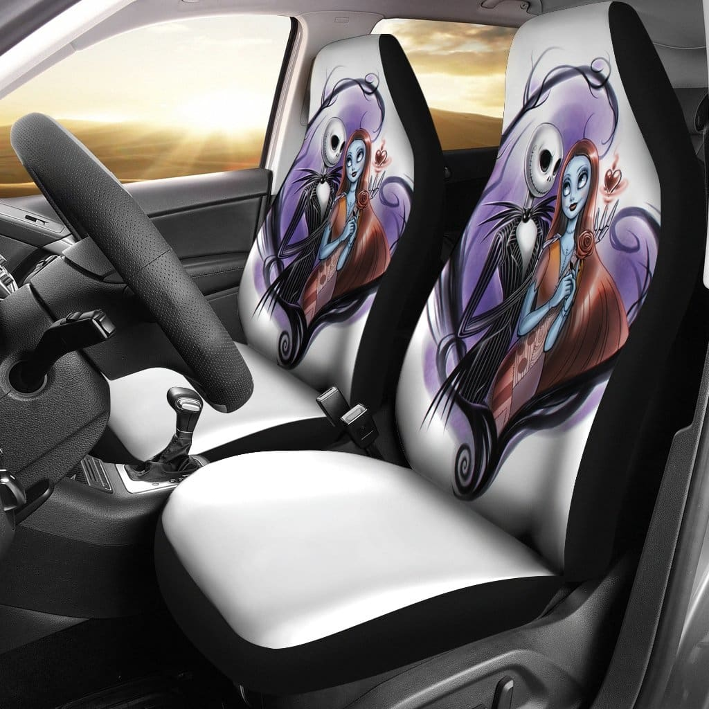 Nightmare Before Christmas Car Seat Covers 2