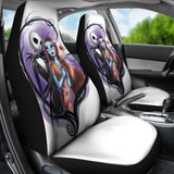 Nightmare Before Christmas Car Seat Covers 2 - Car Seat Covers