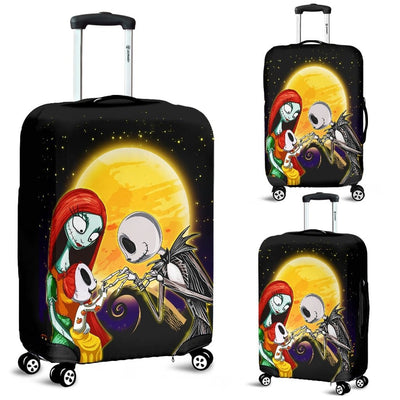 Nightmare Before Christmas Family Luggage Covers - Luggage Covers