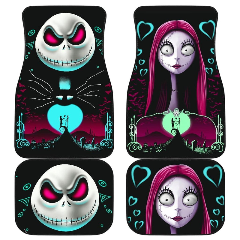 Nightmare Before Christmas Car Mats