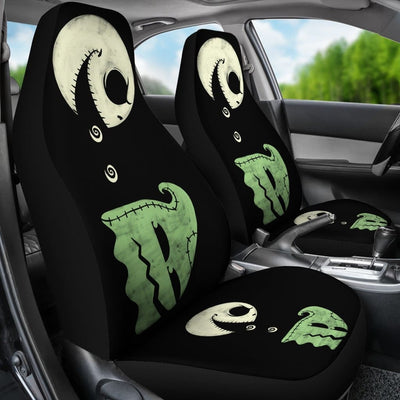pacman-jack-skellington-car-seat-covers
