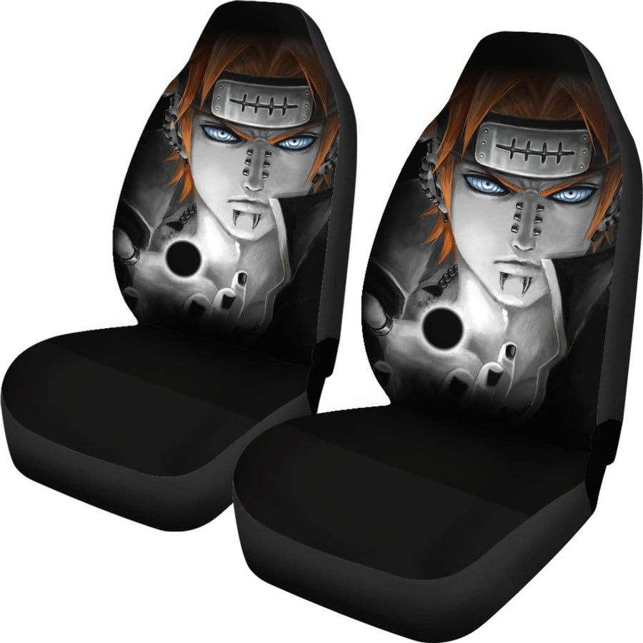 Pain Naruto Car Seat Covers - Amazing Best Gift Idea