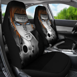 Pain Naruto Car Seat Covers - Car Seat Covers