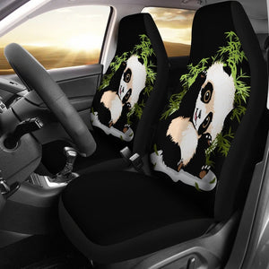 Panda Car Seat Covers - Car Seat Covers