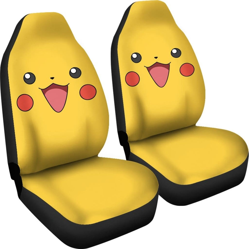 Pikachu Car Seat Covers - Car Seat Covers