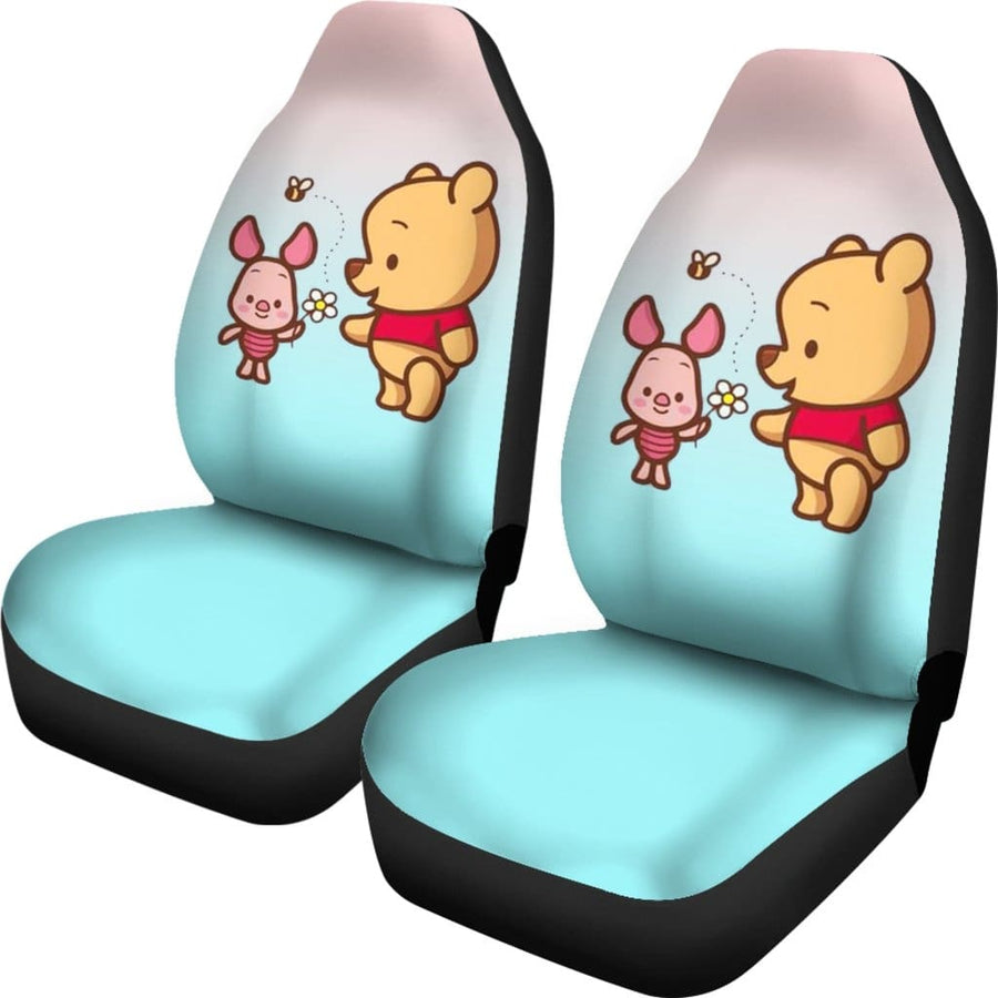 Pooh Car Seat Covers 3 - Amazing Best Gift Idea