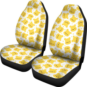 Pooh Car Seat Covers 4 - Car Seat Covers