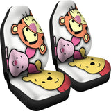Pooh Car Seat Covers 7 - Car Seat Covers