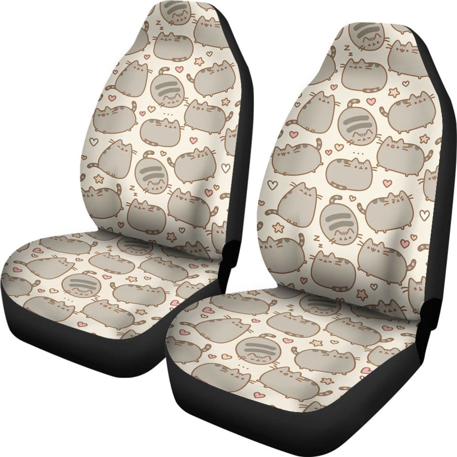 Pusheen Car Seat Covers - Amazing Best Gift Idea
