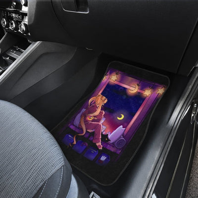 Sailor Moon 2020 Front And Back Car Mats (Set Of 4)