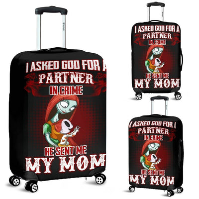 Sally Mom Luggage Covers - Luggage Covers