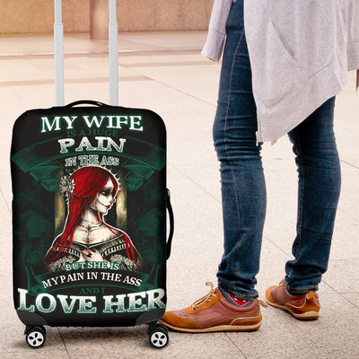Sally Wife Luggage Covers - Luggage Covers