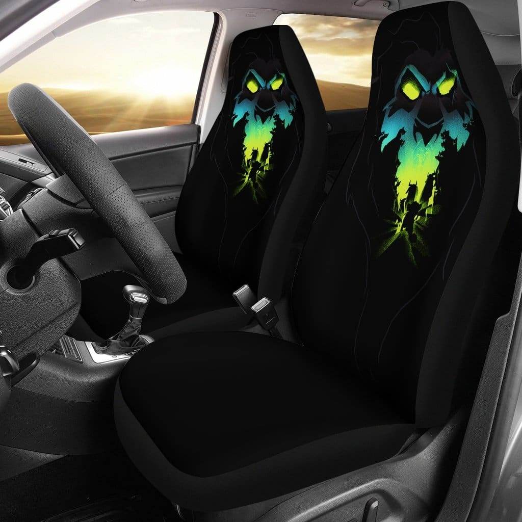 Scar Lion King Car Seat Covers - Car Seat Covers