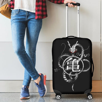 Shenron Dragon Luggage Covers 1 - Luggage Covers