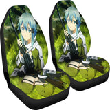 Sinon Sword Art Online Car Seat Covers - Car Seat Covers