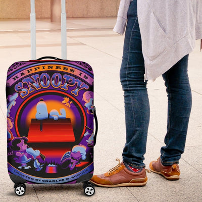 Snoopy Luggage Covers 1 - Luggage Covers