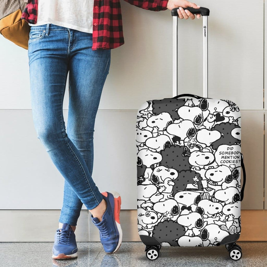 Snoopy Luggage Covers 2