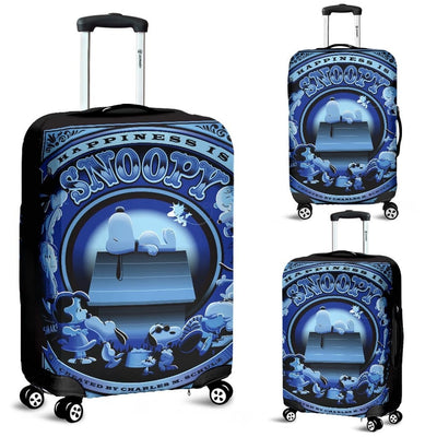 Snoopy Luggage Covers - Car Mats