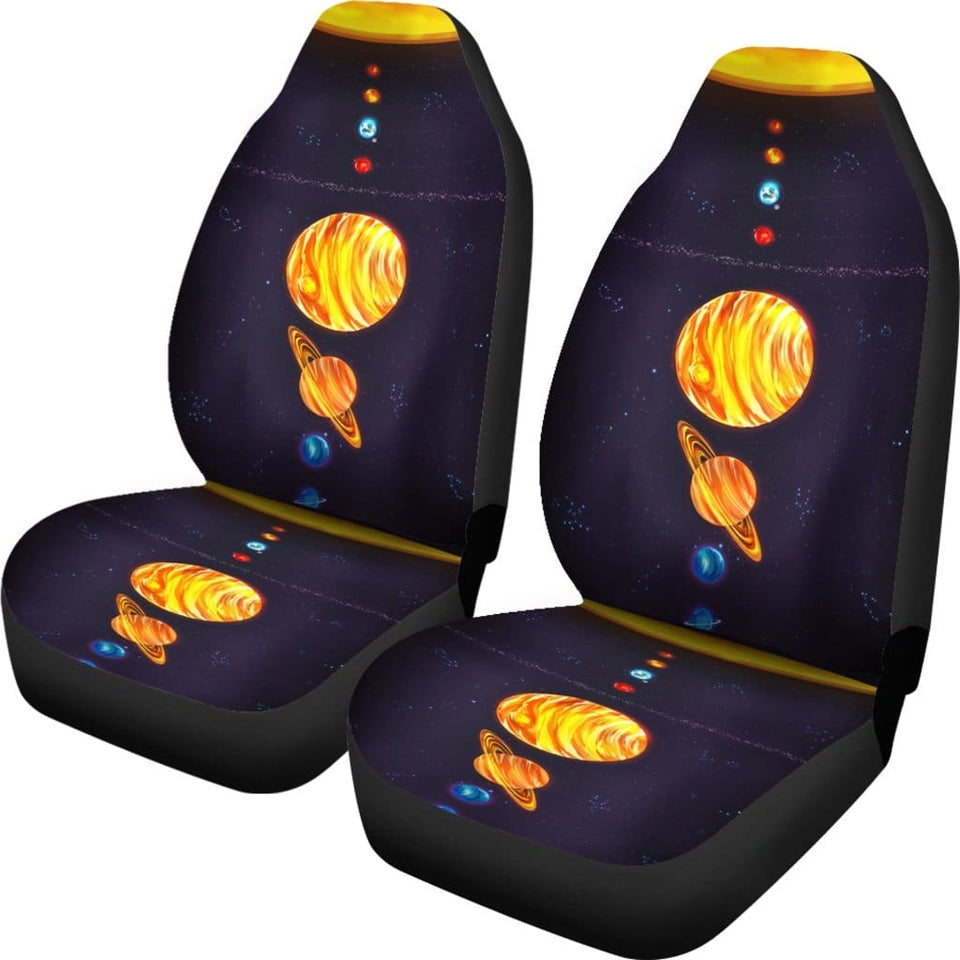 Space Car Seat Covers - Car Seat Covers