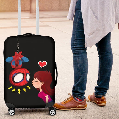 Spiderman Love Luggage Covers - Luggage Covers