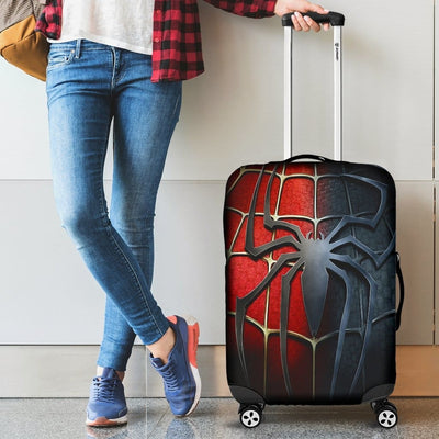 Spiderman Venom Luggage Covers - Luggage Covers