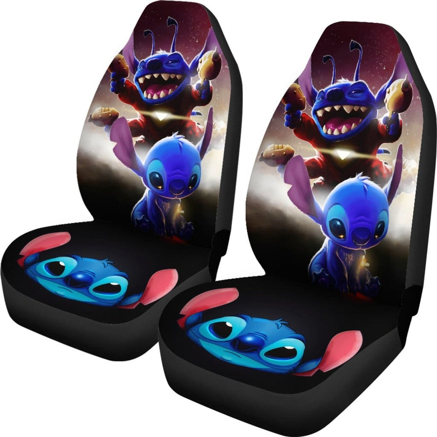 Stitch Alien Car Seat Covers - Amazing Best Gift Idea
