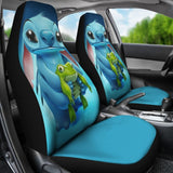 Stitch Car Seat Covers 2 - Car Seat Covers