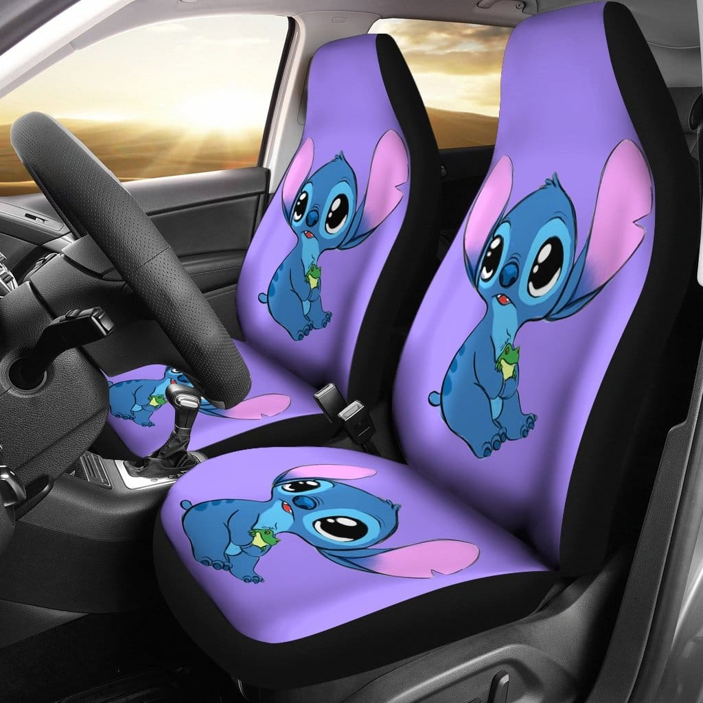Stitch Car Seat Covers - Car Seat Covers