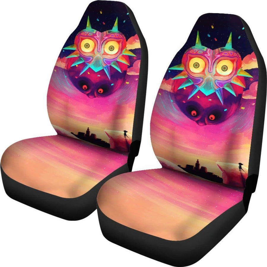 Terrible Fate Car Seat Covers - Car Seat Covers