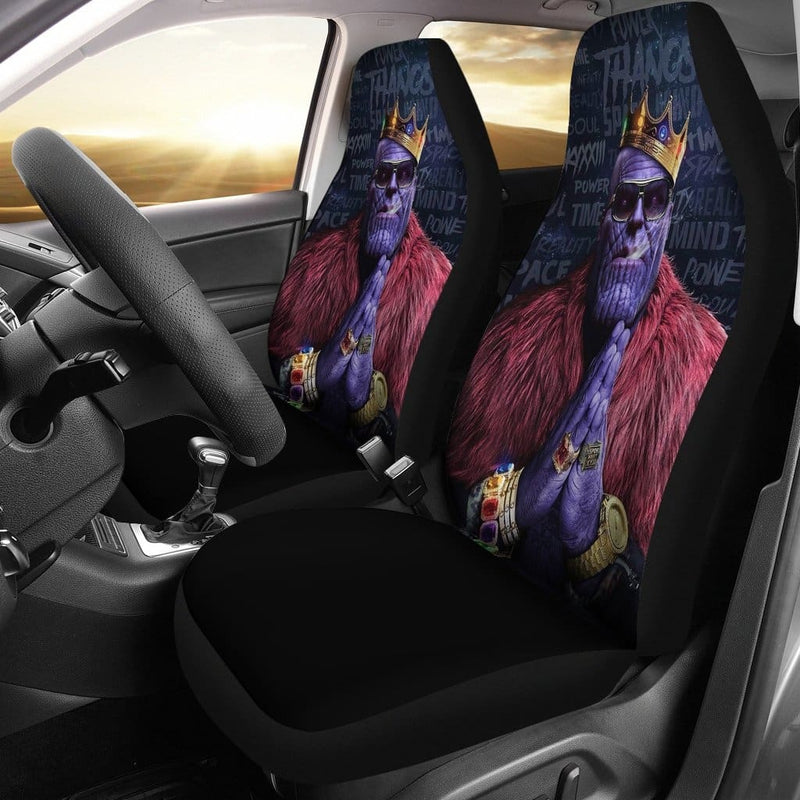 Thanos Car Seat Covers
