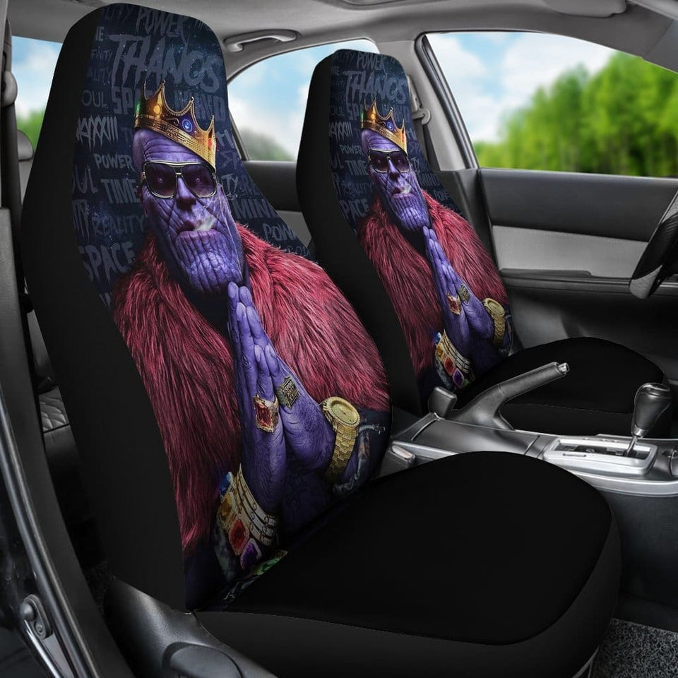 Thanos Car Seat Covers - Car Seat Covers