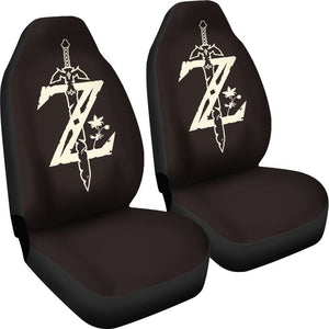 The Legend Of Zelda Car Seat Covers 4 - Car Seat Covers
