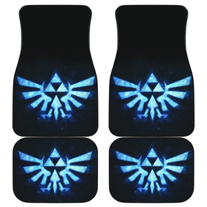 The Legend Of Zelda Front And Back Car Mats 10 - Car Mats