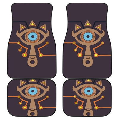 The Legend Of Zelda Front And Back Car Mats 14 - Car Mats