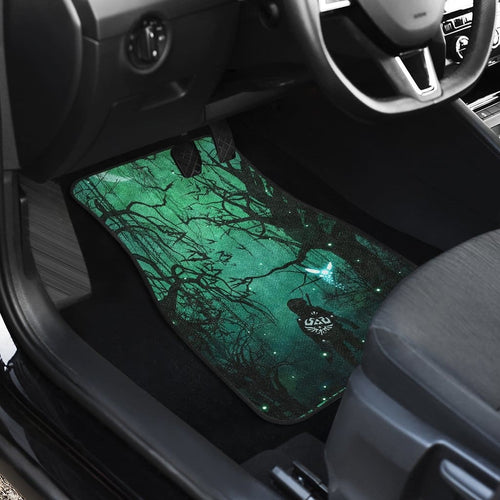 The Legend Of Zelda Front And Back Car Mats 21 - Car Mats